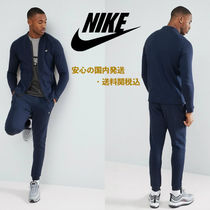 Nike Modern Tracksuit Set In Navy♪