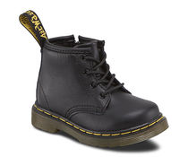 DR MARTENS ベビー&キッズ BROOKLEE B SOFTY T(ブラック)