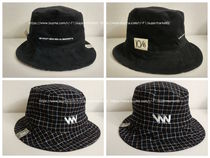 日本未入荷 [WV PROJECT] Tea time bucket hat