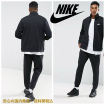 Nike Fleece Tracksuit Set In Black♪