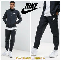 Nike Tracksuit Set In Black ♪
