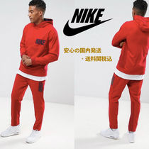 Nike Advanced Knit 15 Tracksuit Set In Red♪