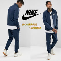 Nike Tracksuit Set In Navy ♪