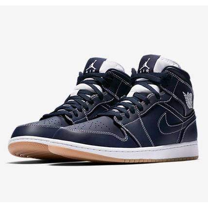 国内発送 AIR JORDAN 1 MID RE2PECT JETER AH6342-402