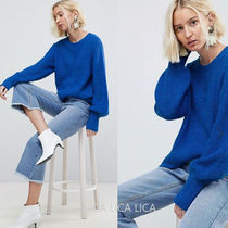 国内発送ASOS/Vero Moda Knitted Jumper With Cuff Details