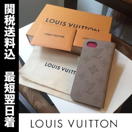 1-3日到着幻のアイテムLOUIS VUITTON AutresCuirs iPhone7/7plus