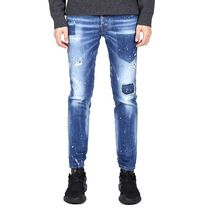【関税負担】 DSQUARED2 18SS CITY BIKER JEAN