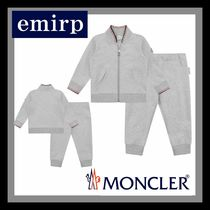 18SS☆MONCLER★MELANGEスウェットセットアップ★3M-3Y