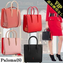 "◆◆VIP◆◆ Louboutin  ""Paloma"" (S) 2Way Tote Bag / 関税込"