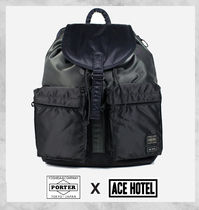 【ACE HOTEL】x【PORTER】限定バックパック