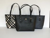 【COACH】新作・即発☆MINI CITY ZIP TOTE☆