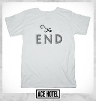 【ACE HOTEL】the END Tシャツ