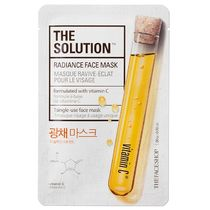 THE FACE SHOP★THE SOLUTION フェイスマスク 10枚