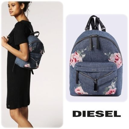 NEW DIESEL  LE-ONY バックパック 関税込