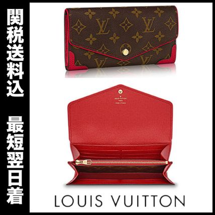 国内即発☆2018AW Louis Vuitton Zippy Wallet Retiro