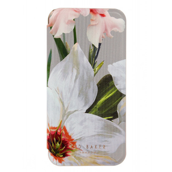 ★TED BAKER★Rosamon Chatsworth Bloom Iphone ミラーケース
