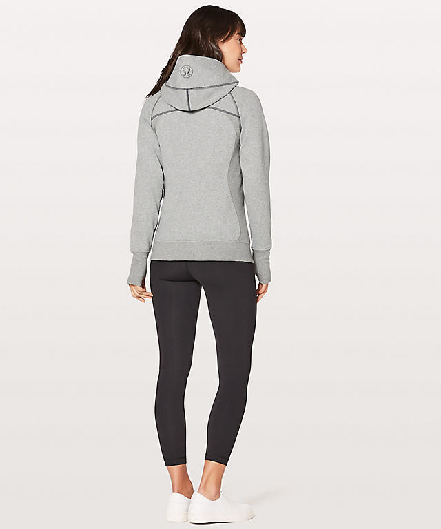 lululemon*北米限定*Scuba Hoodie Classic Cotton Fleece