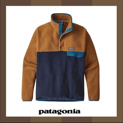 【Patagonia】Lightweight Synchilla Snap-T Fleece Pullover