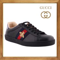 ★★GUCCI《グッチ》 ACE LACE-UP SNEAKERS  送料込み★★
