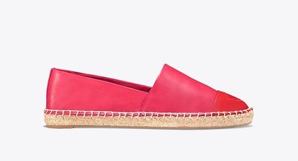 Tory Burch フラットシューズ セール 新作 Tory Burch COLOR BLOCK FLAT ESPADRILLE(11)
