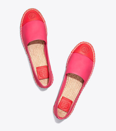 Tory Burch フラットシューズ セール 新作 Tory Burch COLOR BLOCK FLAT ESPADRILLE(14)
