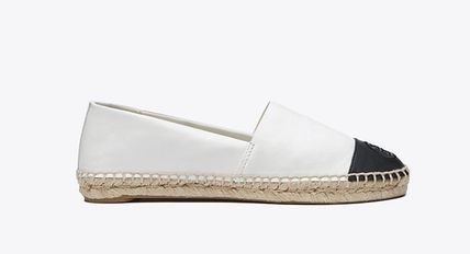 Tory Burch フラットシューズ セール 新作 Tory Burch COLOR BLOCK FLAT ESPADRILLE(2)