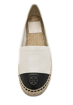 Tory Burch フラットシューズ セール 新作 Tory Burch COLOR BLOCK FLAT ESPADRILLE(3)