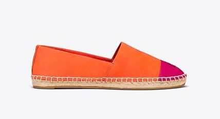 Tory Burch フラットシューズ セール 新作 Tory Burch COLOR BLOCK FLAT ESPADRILLE(7)