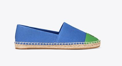 Tory Burch フラットシューズ セール 新作 Tory Burch COLOR BLOCK FLAT ESPADRILLE(15)