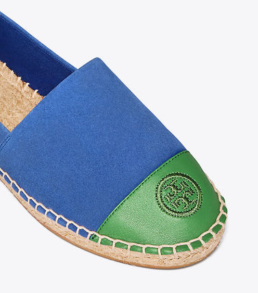 Tory Burch フラットシューズ セール 新作 Tory Burch COLOR BLOCK FLAT ESPADRILLE(16)