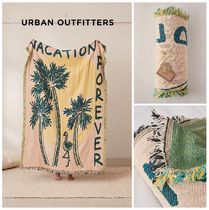 2018新作☆Calhoun&Co.X UO Vacation Forever Throw Blanket☆