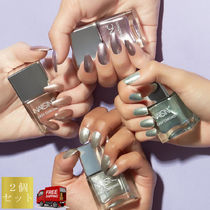 Nails inc☆Easy Chrome Metal-Morphosis 2個セット
