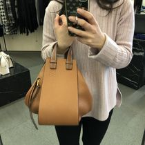 【LOEWE】18SS新作 HAMMOCK SMALL BAG (TAN)