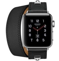 HERMES★Apple Watch Hermes Strap Double Tour 38mm Medor