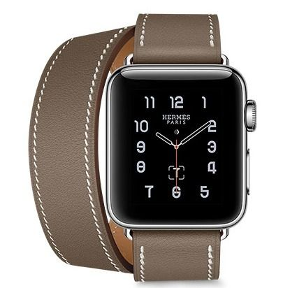 HERMES★Apple Watch Hermes Band Double Tour 38 mm