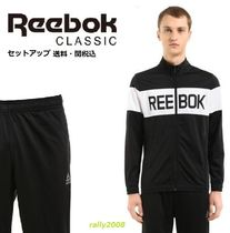 """REEBOK CLASSICS""ELEMENTS NYLON TRACKSUIT セットアップ♪"