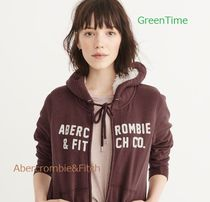 ◇Abercrombie&Fitch◇ジップアップパーカー◇赤系◇送料税込◇