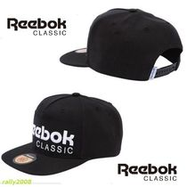 """REEBOK CLASSICS"" LOGO EMBROIDERED BASEBALL キャップ☆"