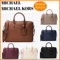「SALE!」Michael Kors★Bryant Large★レザーブリーフケース