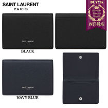 【正規品保証】SAINT LAURENT★18春夏★CLASSIC BUSINESS CARD