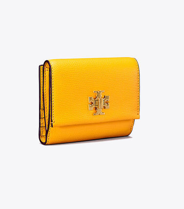 Tory Burch 折りたたみ財布 セール 新作 Tory Burch ミニ財布 Kira Foldable Medium Wallet(4)