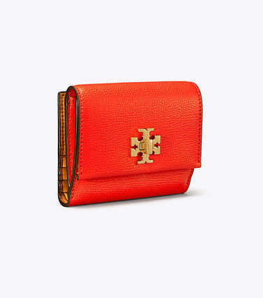 Tory Burch 折りたたみ財布 セール 新作 Tory Burch ミニ財布 Kira Foldable Medium Wallet(8)