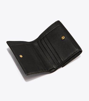 Tory Burch 折りたたみ財布 セール 新作 Tory Burch ミニ財布 Kira Foldable Medium Wallet(11)