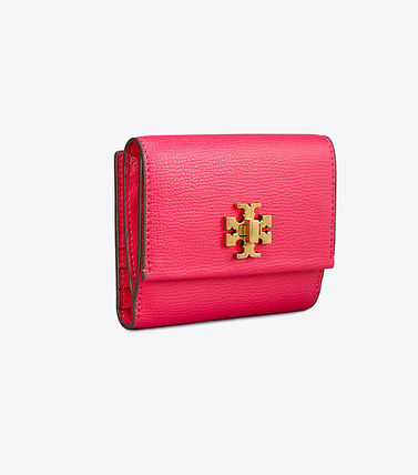 Tory Burch 折りたたみ財布 セール 新作 Tory Burch ミニ財布 Kira Foldable Medium Wallet(17)