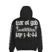 2018SS 新作  Maxfield限定 fear of god JAY-Z 『4:44』パーカー
