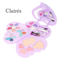 claire's(クレアーズ) メイクアップその他 日本未入荷★claire's(クレアーズ)★可愛いハート形メイクセット