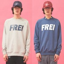 ☆FREIKNOCK☆ BIG LOGO SWEAT SHIRT 5色