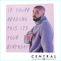 CENTRAL 23☆バースデイカード IF YOURE READING THIS ITS YOUR