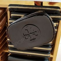 セール!Tory Burch★ STACKED PATENT SMALL COSMETIC CASE
