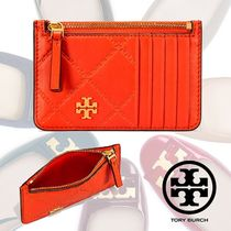 新作SALE★Tory Burch GEORGIA TOP-ZIP CARD CASE カードケース